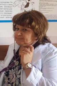 Кондюкова Надежда Владимировна
