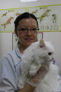 Кравченко Юлия Олеговна